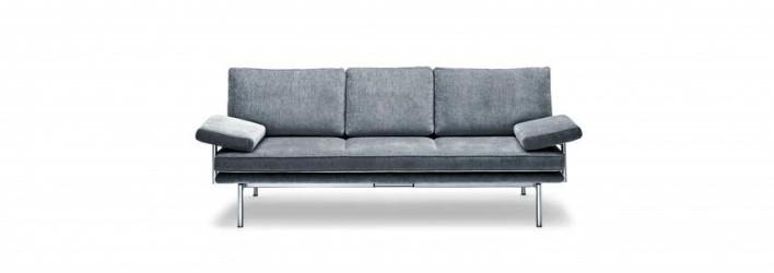 Living Platform Sofa Dreisitzer