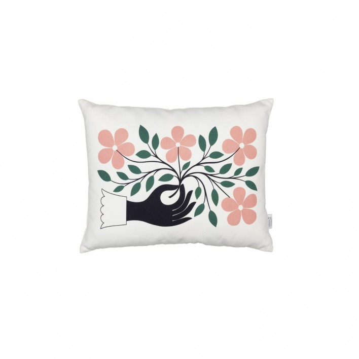 graphic print pillows hand kissen von vitra stoll online shop. Black Bedroom Furniture Sets. Home Design Ideas