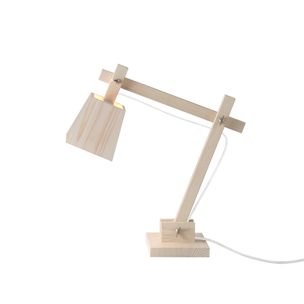 wood lamp von muuto stoll online shop. Black Bedroom Furniture Sets. Home Design Ideas