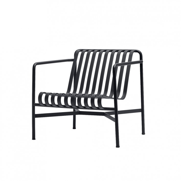 palissade lounge chair low von hay stoll online shop. Black Bedroom Furniture Sets. Home Design Ideas