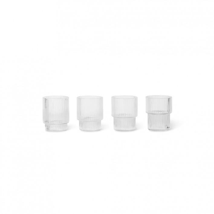 Ripple Gläser 4er Set