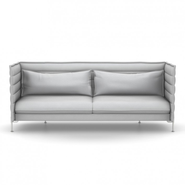 alcove sofa 3 sitzer von vitra stoll online shop. Black Bedroom Furniture Sets. Home Design Ideas