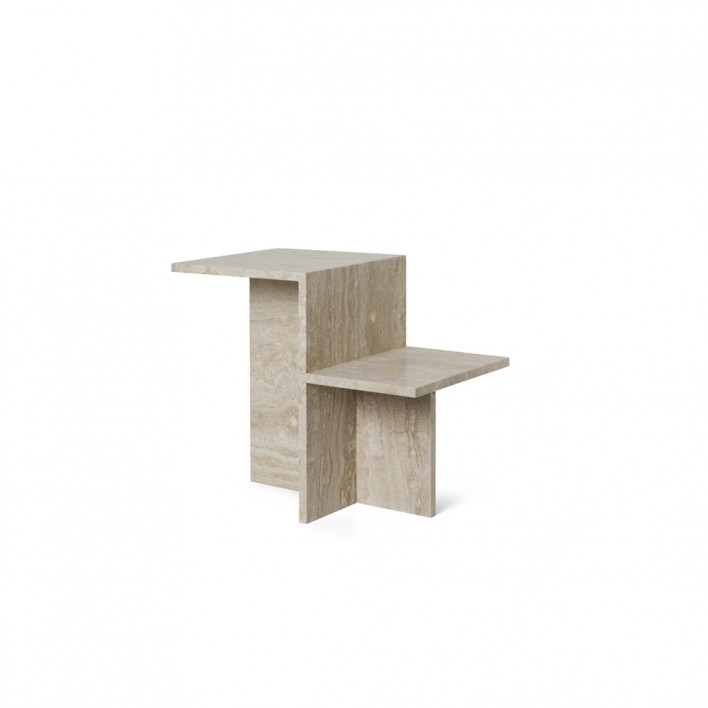 Distinct Side Table