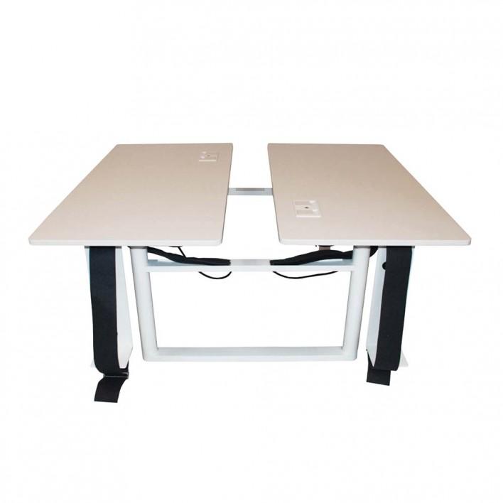 tyde cluster doppelarbeitsplatz von vitra. Black Bedroom Furniture Sets. Home Design Ideas