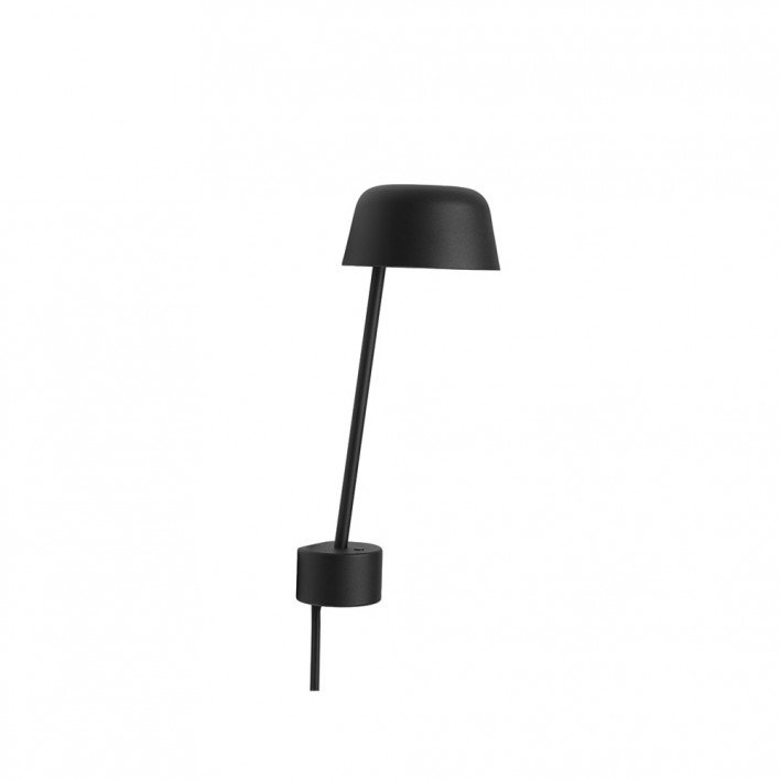 Lean Wall Lamp